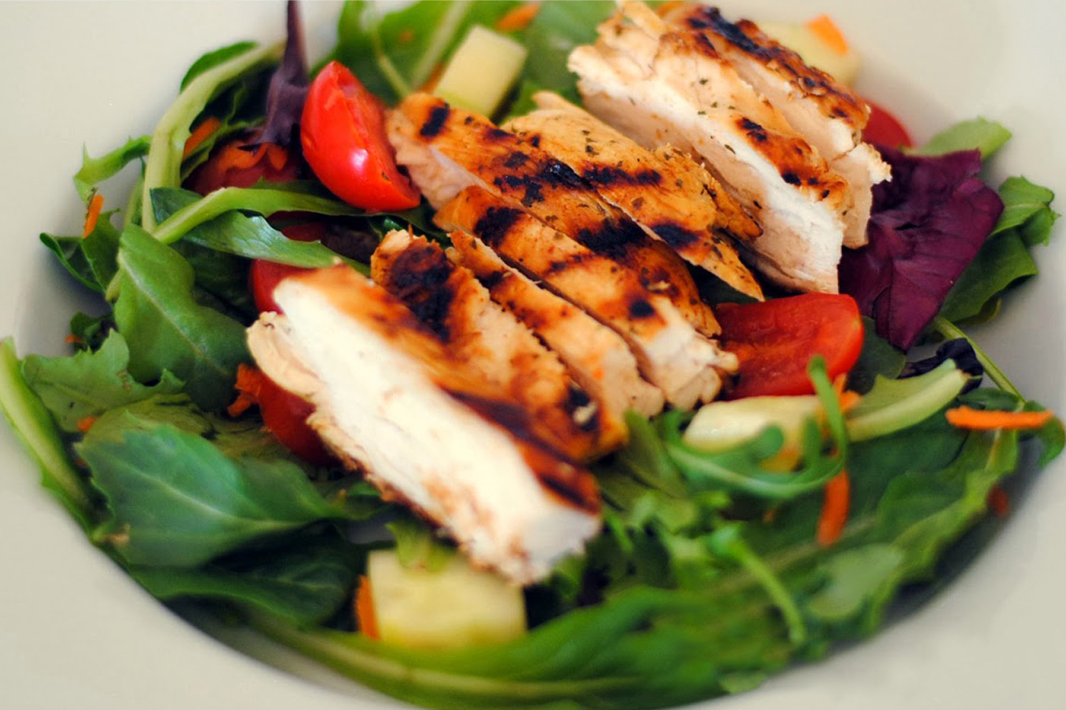 Grilled Chicken Salad ⋆ Innovative Health & Fitness