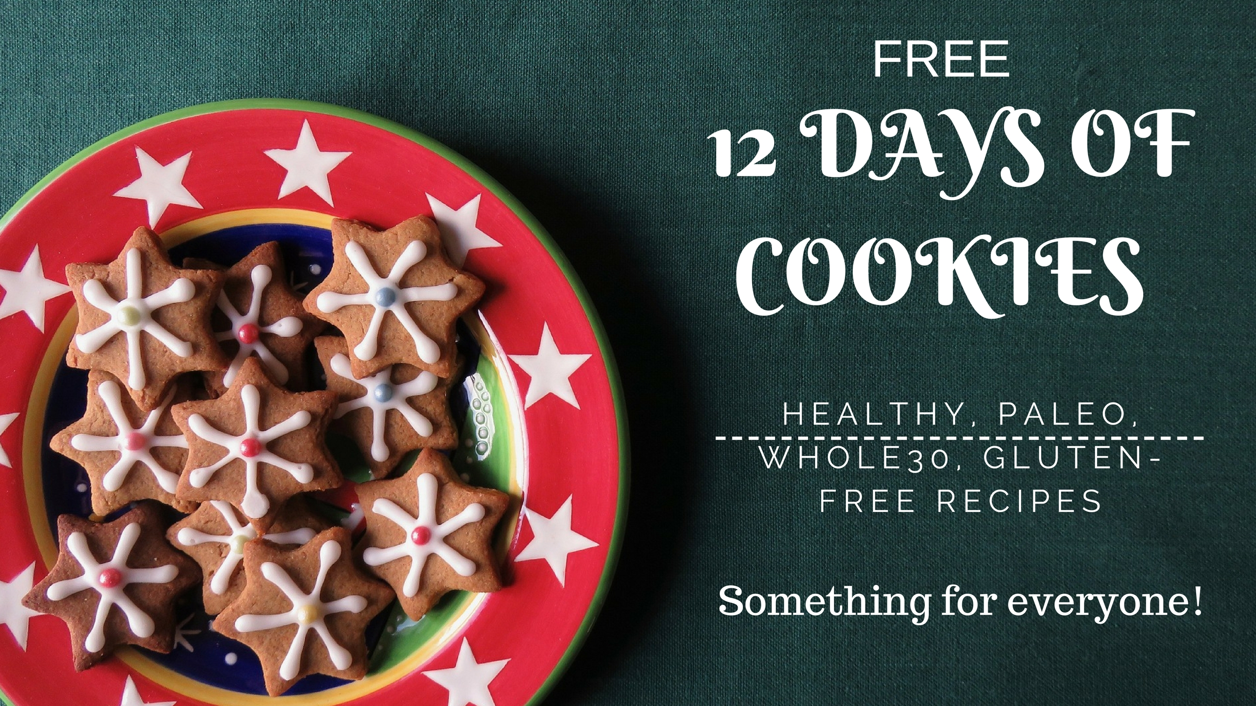 12 Days Of Christmas Cookie Series Innovative Health Fitness